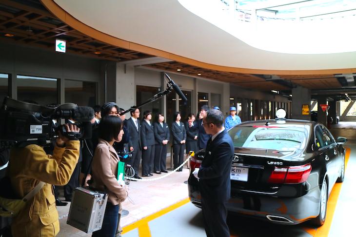 国際自動車のkm提携個人タクシードライバー小川和孝