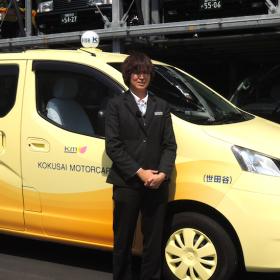 国際自動車の女性活躍の取り組みのニュースシブ5時取材