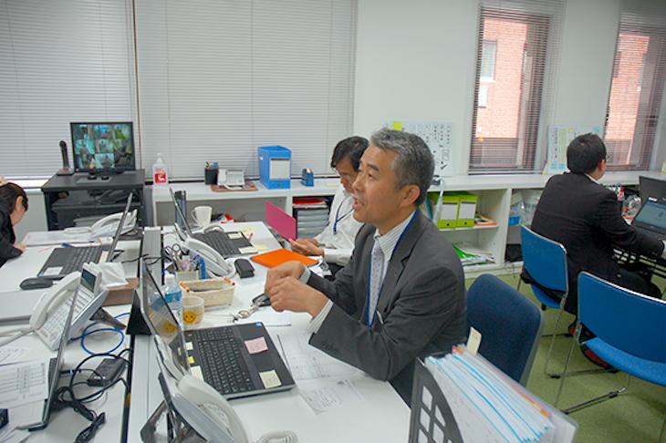 人財採用課の田中さんのdrivers記事を公開しました kmvoice web社内報