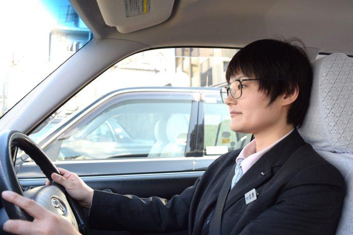 国際自動車 女性社員